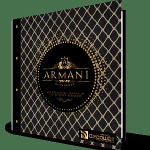 Armani Duvar Kağıdı 3002-02