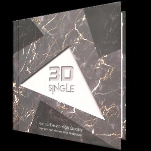 3D Single Duvar Kağıdı